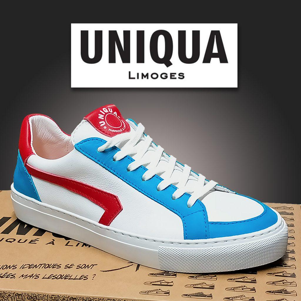 Uniqua Limoges Basket Orsay Bleu Blanc Rouge