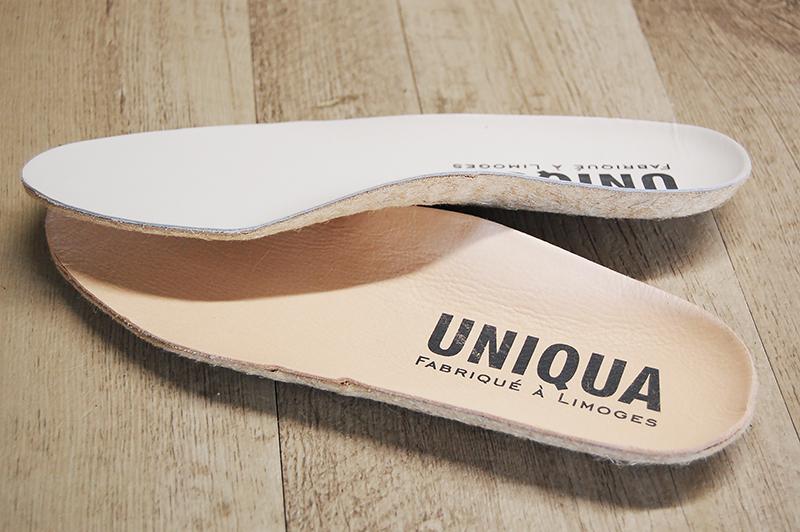 Semelle amovible Basket UNIQUA Limoges