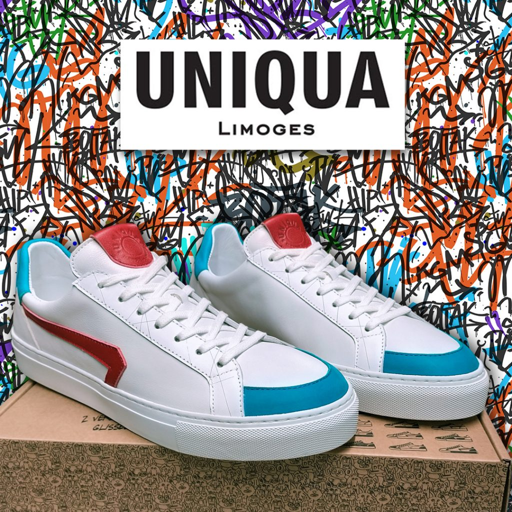 Uniqua Limoges Basket Orsay Multi Blanc bleu Rouge