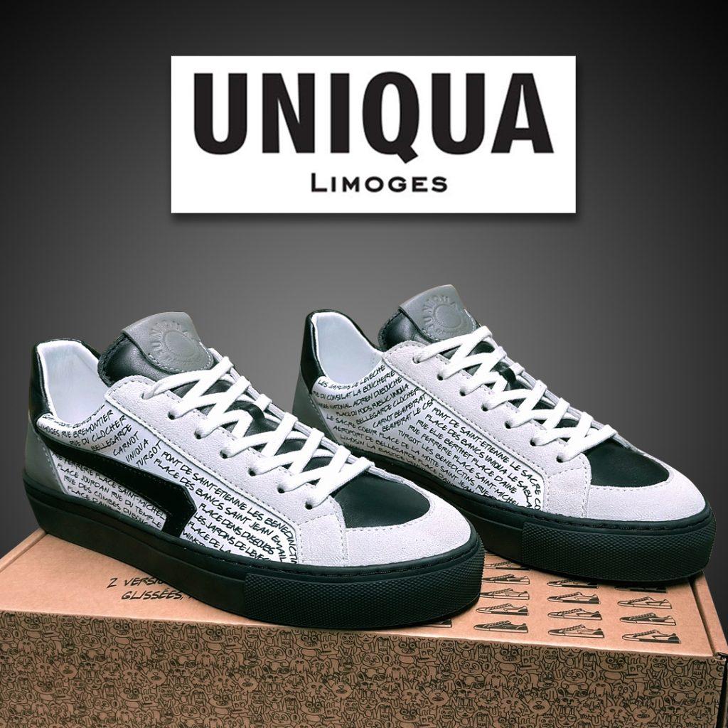 Uniqua Limoges Basket ORSAY Multi Noir Blanc