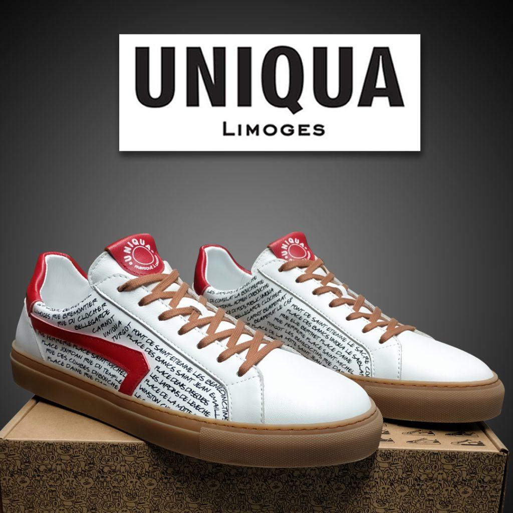 Basket UNIQUA Fabriquée à Limoges