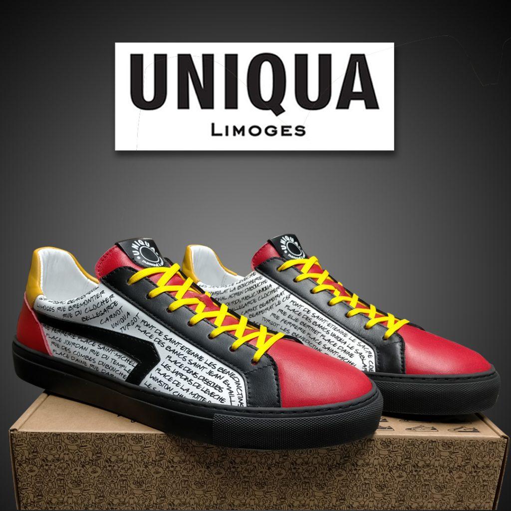 Uniqua Limoges Basket Personnalisée