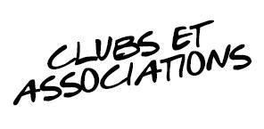 Clubs et Associations
